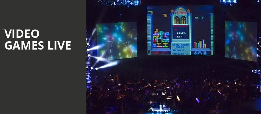 Video Games Live, Orpheum Theatre, Vancouver