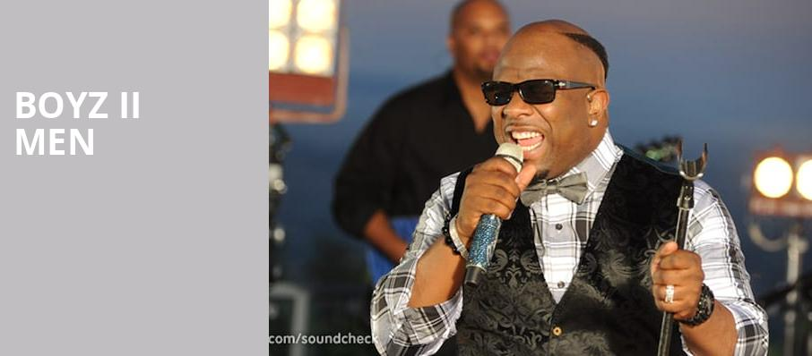 Boyz II Men, Ilani Casino Resort, Vancouver