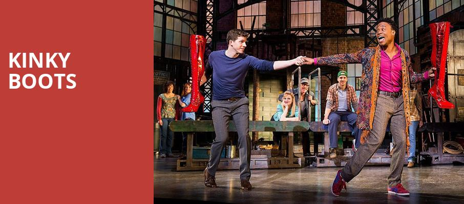 Kinky Boots, The Stanley Industrial Alliance Stage, Vancouver