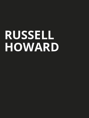 Russell Howard, Vogue Theatre, Vancouver