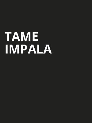 Tame Impala, Rogers Arena, Vancouver