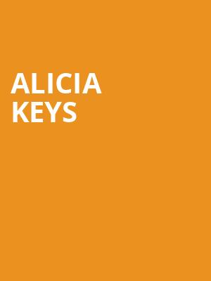 Alicia Keys, Rogers Arena, Vancouver
