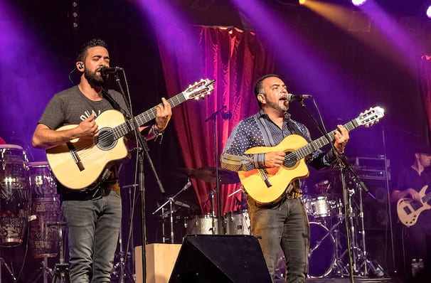 Gipsy Kings dates for your diary