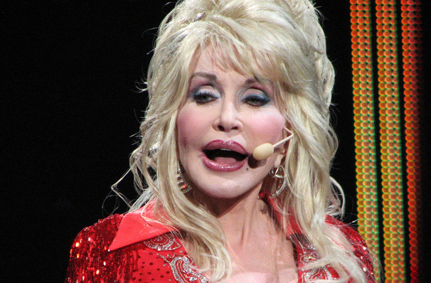 Dolly Parton, Rogers Arena, Vancouver
