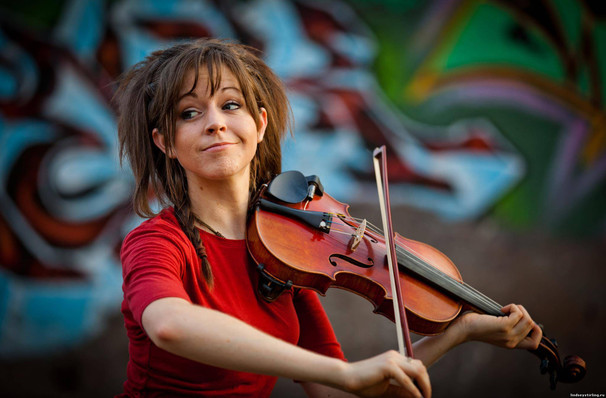 Lindsey Stirling, Orpheum Theatre, Vancouver