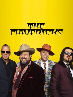 The Mavericks, Commodore Ballroom, Vancouver