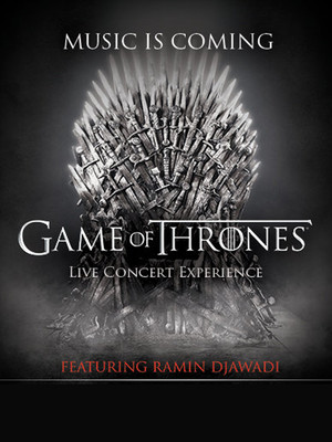 Game of Thrones Live Concert Experience Ramin Djawadi, Rogers Arena, Vancouver